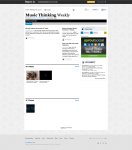 Musicthinking Weekly  2011 03 23 edition